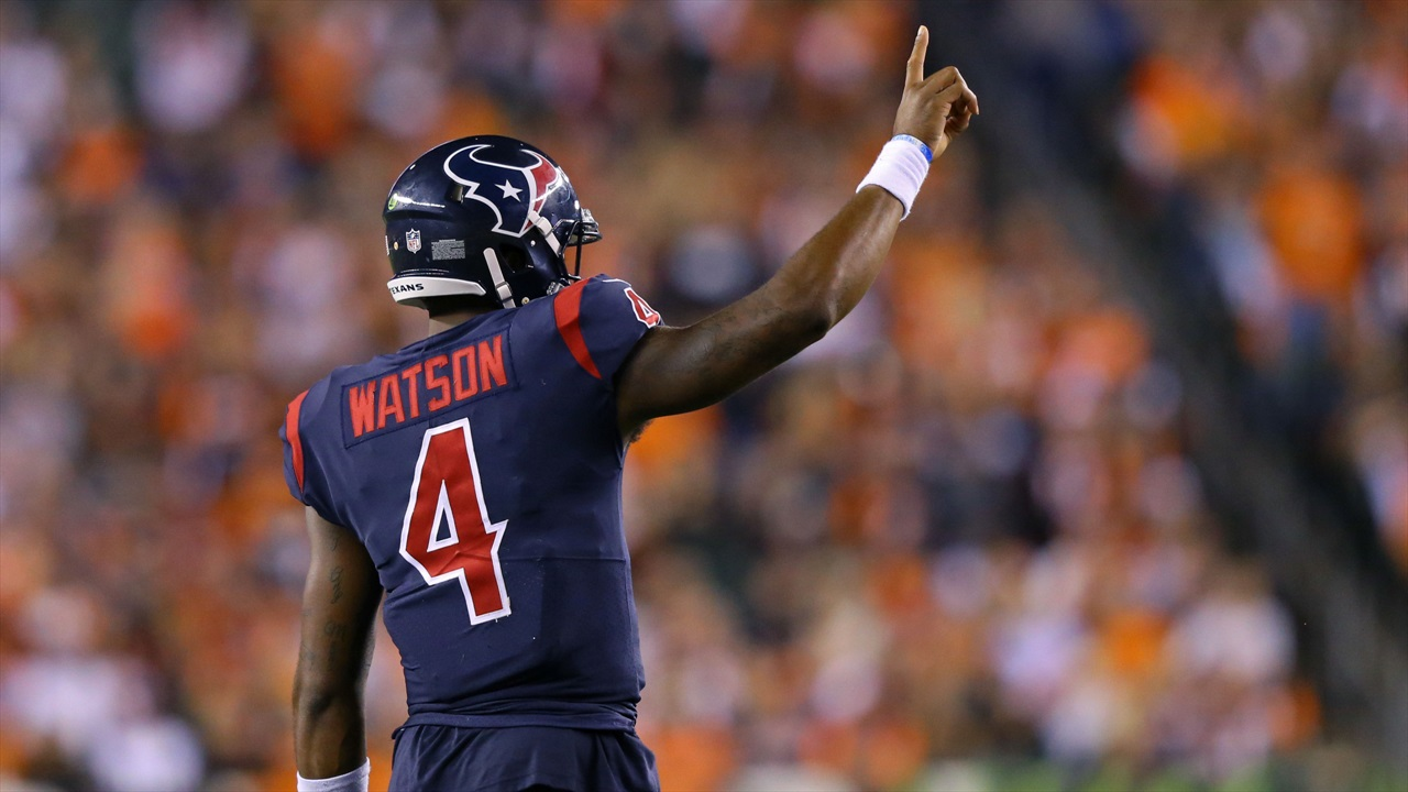 Elite NFL Cornerback Says Deshaun Watson Will