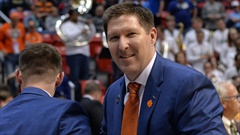 """Brad Brownell: A lot of """"positive energy"""" for Clemson basketball"""