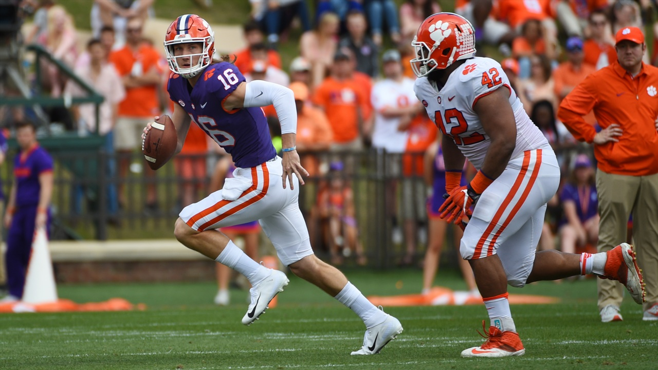 Sunday Storyline: Simply put, Trevor Lawrence cannot be ...