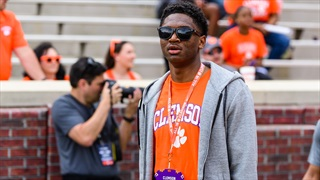 While changes were made at quarterback in Clemson, Phommachanh is still ready to compete