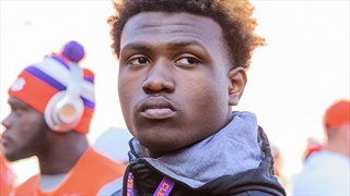 """Capehart ready to """"do damage"""" at Clemson"""