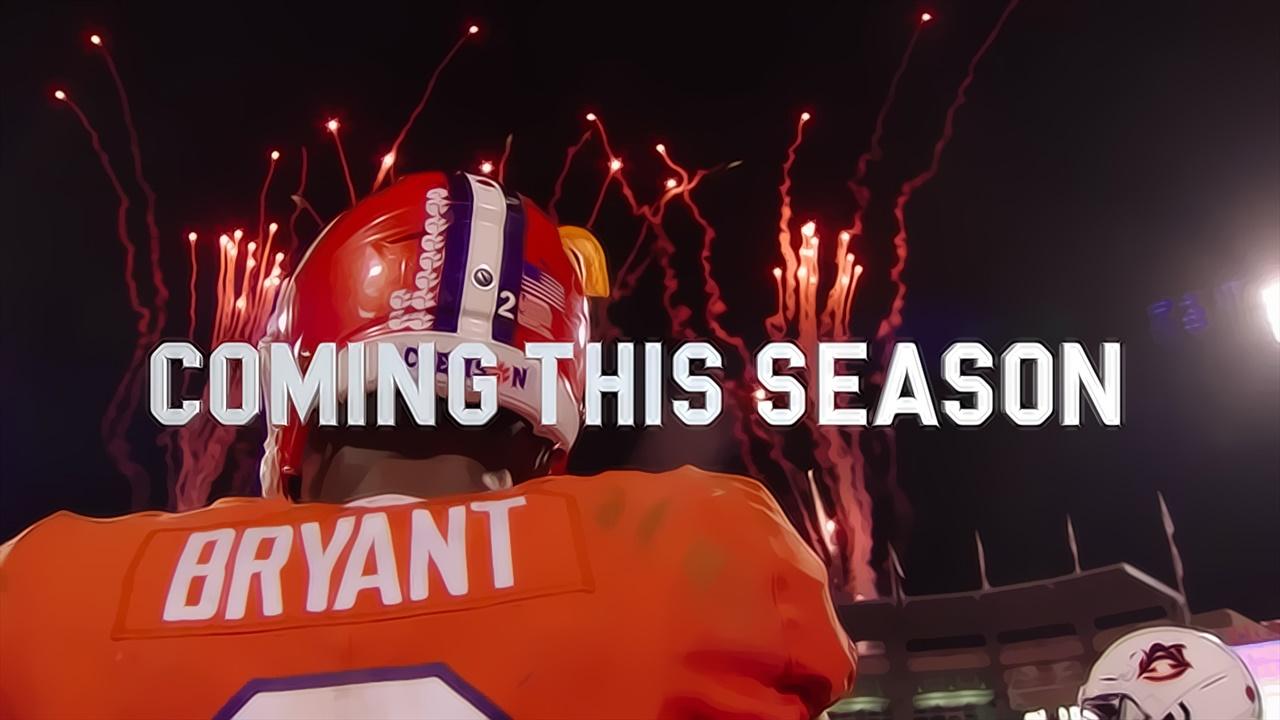 Watch Clemson Featured In New Espn College Football Promo