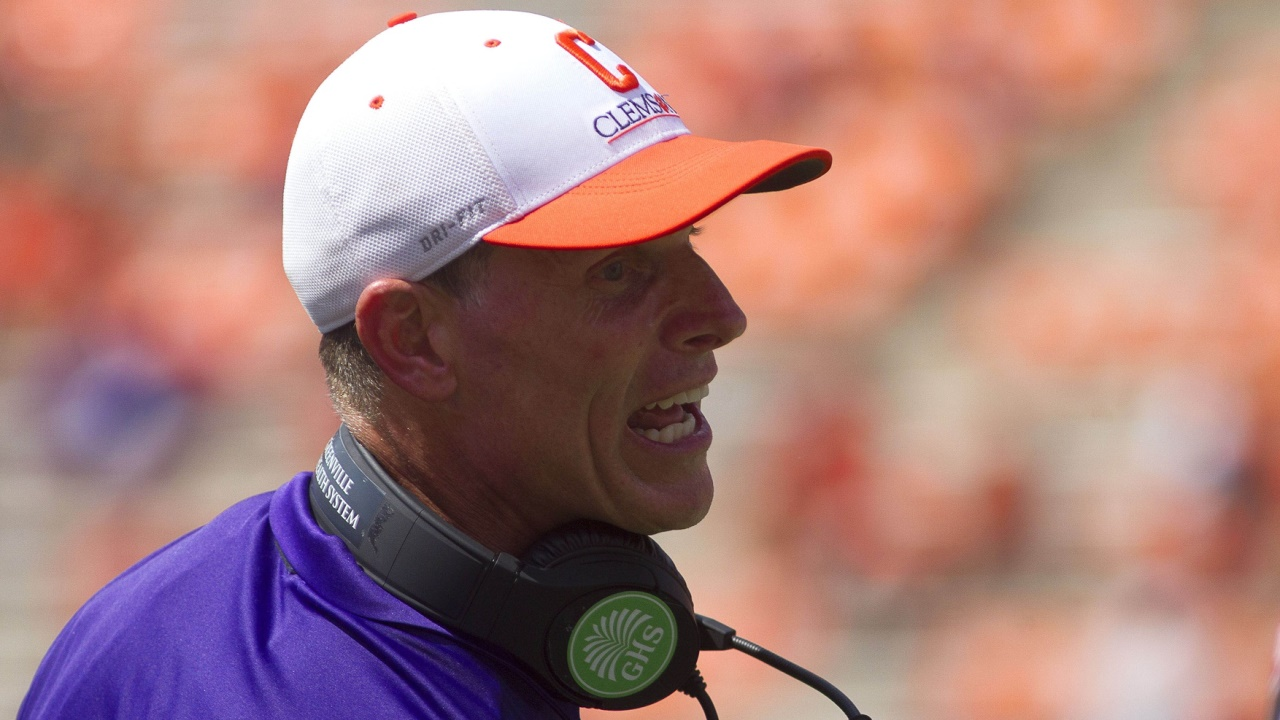 In Response To Texas Tech Coaching Rumors Brent Venables
