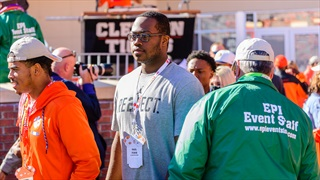 After a big playoff win, Tchio will be in Clemson on Saturday with future teammates