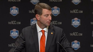 Dabo Swinney and Brandon Streeter National Signing Day notes