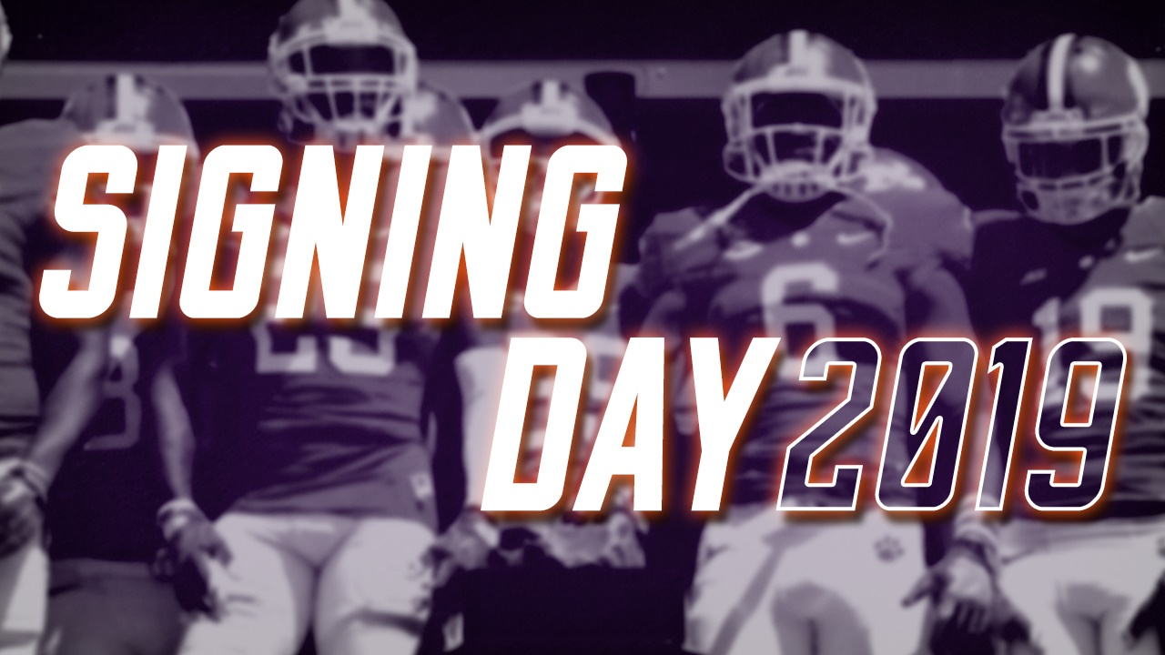 National Signing Day 2019 Clemson Sports Talk