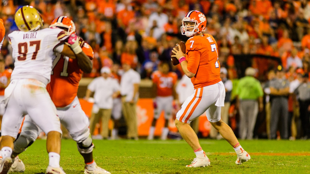 Chase Brice announces intention to transfer for 2020 ...