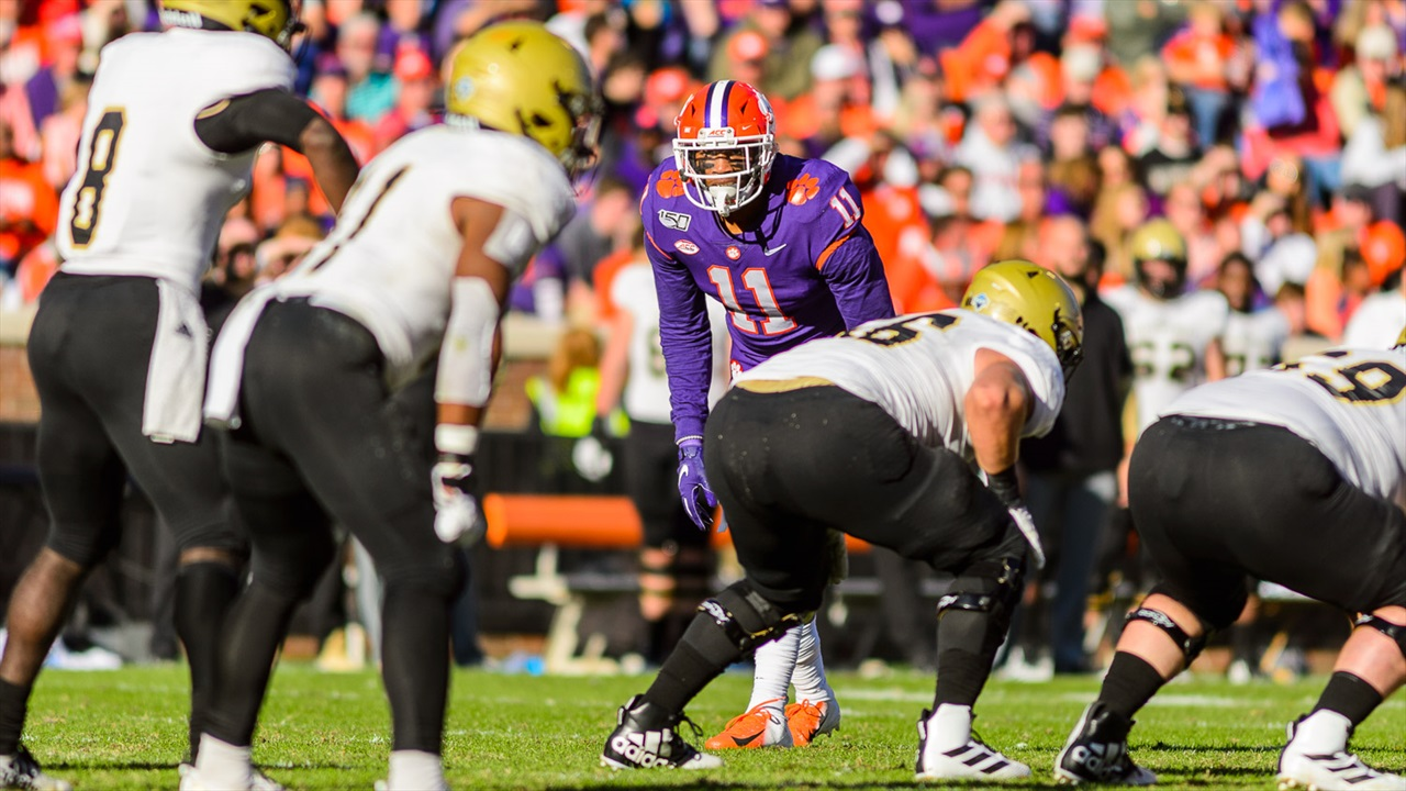 With The Win No 4 Clemson 59 Wofford 14 Clemson Sports Talk