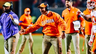 Swinney, staff are key to Clemson making cut for top signal-caller