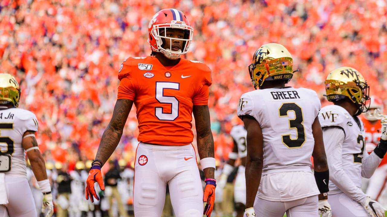 They Said It No 3 Clemson 52 Wake Forest 3 Clemson