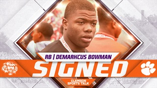 Demarkcus Bowman similar to another former ACC back