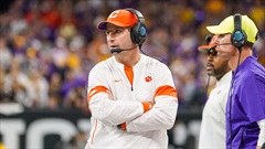 Four student-athletes, two more Clemson staff members test positive for COVID-19