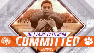 Clemson picks up another elite defender
