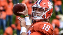'We are built on team': Swinney says Lawrence is the best, but Heisman isn't the goal