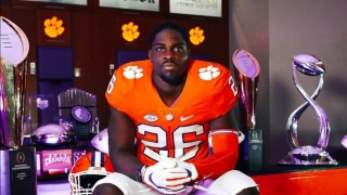 Catching up with the Clemson football 2021 class