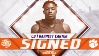 Clemson plucks five-star linebacker Barrett Carter from Peach State