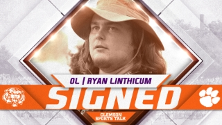 Clemson nabs nation's No. 1 center in Maryland's Ryan Linthicum