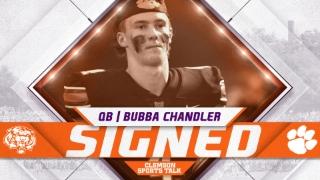 Rising four-star Georgia quarterback lands in Tiger Town