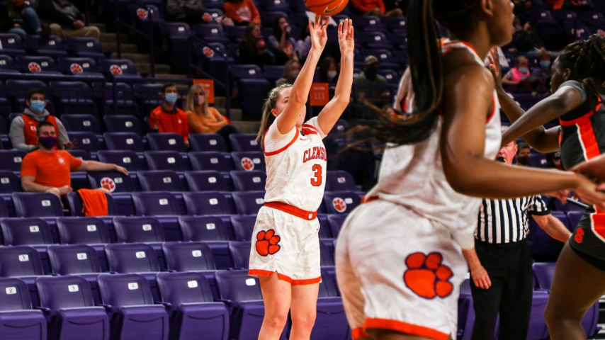 Clemson Downs No. 23 Syracuse in Overtime