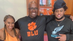 Peach State standout highlights 'family' and academics after visit to Clemson