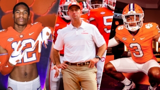 Latest additions showcase Clemson's continued power on the recruiting trail