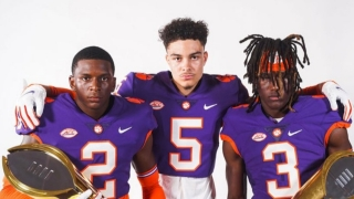 Five-star Palmetto State recruit will remain in-state with Clemson