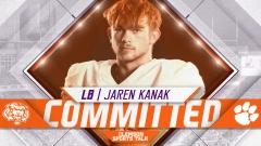 Four-star Kansas linebacker headed to Clemson