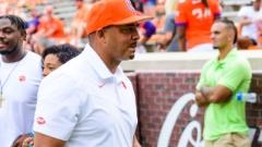 Coach Speak: Tony Elliott and Brent Venables