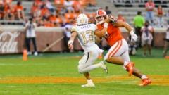 Georgia Tech vs. Clemson Football Highlights