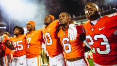 Clemson tumbles to No. 9 in AP, slips one spot in Coaches Poll to No. 7