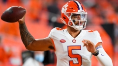 Swinney on issues at wideout: 'Oh, it's 100% technical-- just get your job done'